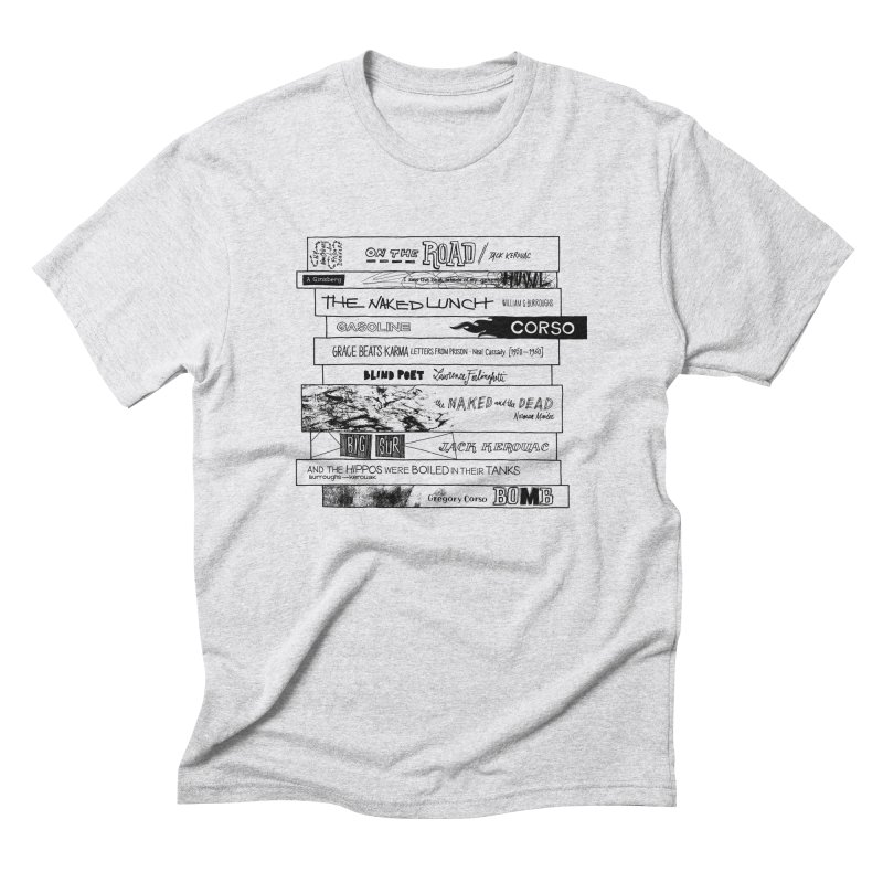 Beat Bookstee Men's Triblend T-shirt by Bookstee