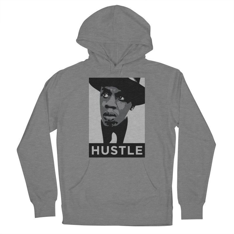 Hustle Men's Pullover Hoody by Boom Bap Beatnik Shop