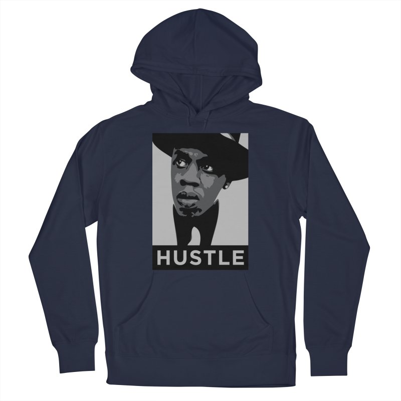 Hustle Men's Pullover Hoody by Boom Bap Beatnik Shop