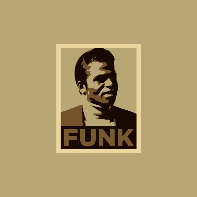 James Brown: FUNK Women's Tank by Boom Bap Beatnik Shop