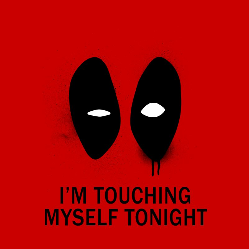I'm Touching Myself Tonight Men's Zip-Up Hoody by Boom Bap Beatnik Shop