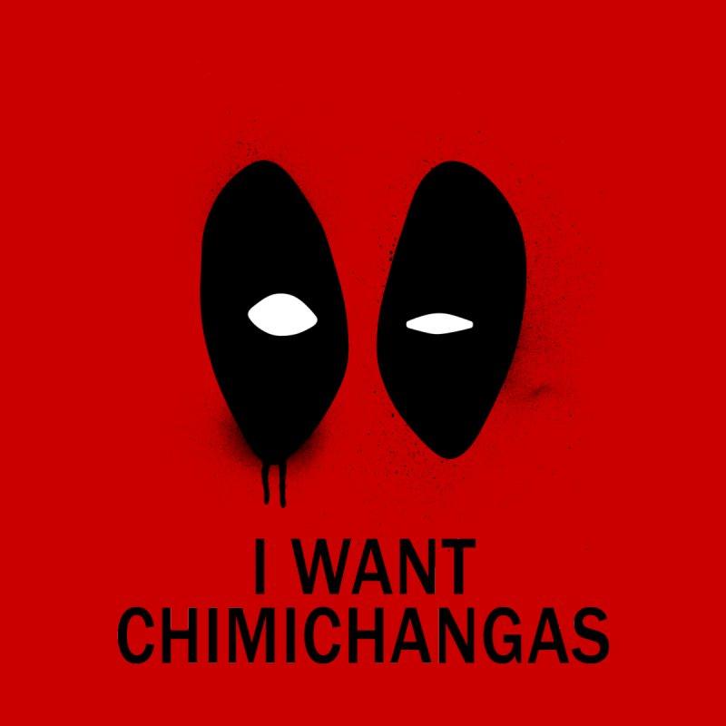 I Want Chimichangas Men's T-Shirt by Boom Bap Beatnik Shop