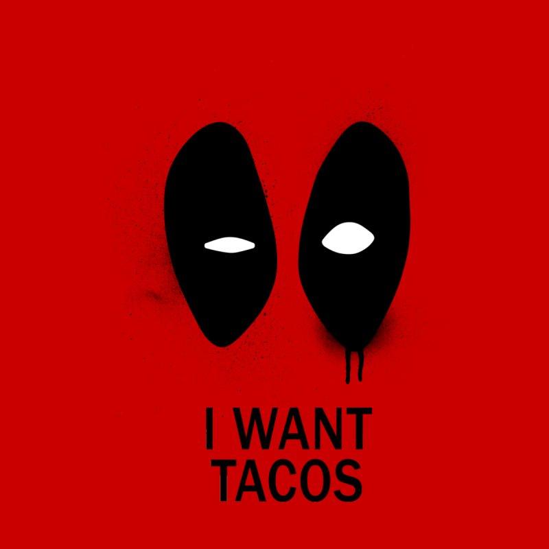 I Want Tacos Men's Sweatshirt by Boom Bap Beatnik Shop