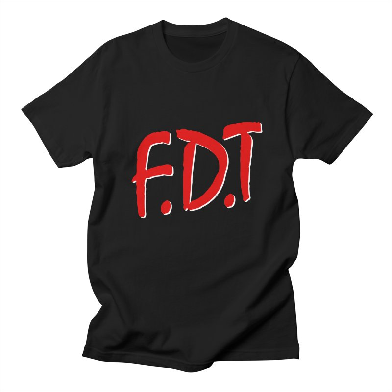 FDT Men's T-Shirt by Boom Bap Beatnik Shop
