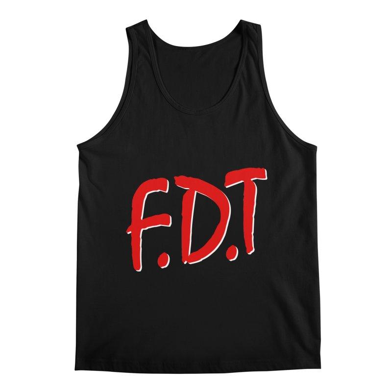 FDT Men's Tank by Boom Bap Beatnik Shop