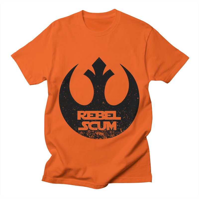 Rebel Scum Men's T-Shirt by Boom Bap Beatnik Shop