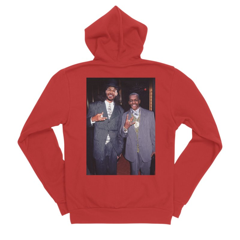2 of CP3'z Most Wanted Women's Zip-Up Hoody by Boom Bap Beatnik Shop
