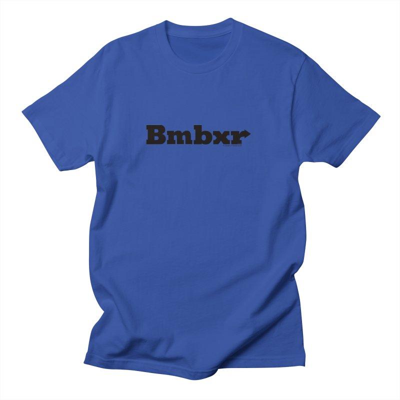Boomboxr Logo'd Women's Unisex T-Shirt by boomboxr's Artist Shop