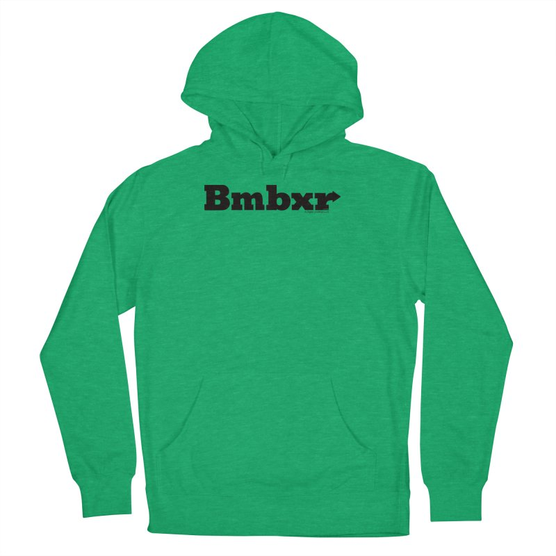 Boomboxr Logo'd Women's Pullover Hoody by boomboxr's Artist Shop