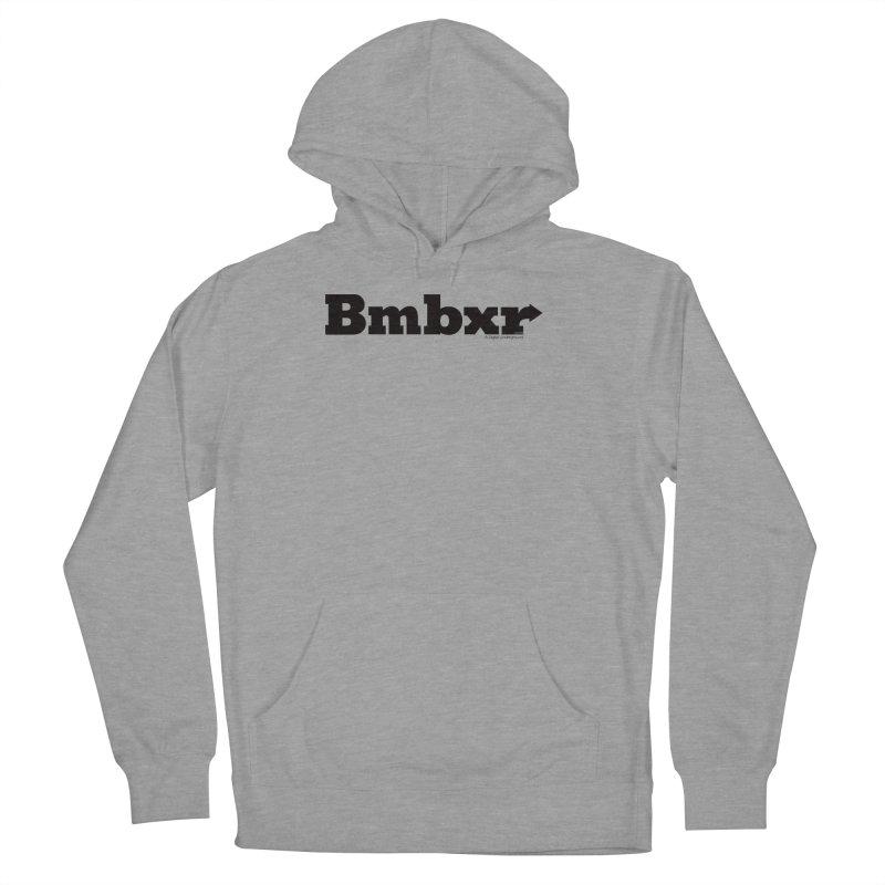 Boomboxr Logo'd Men's Pullover Hoody by boomboxr's Artist Shop