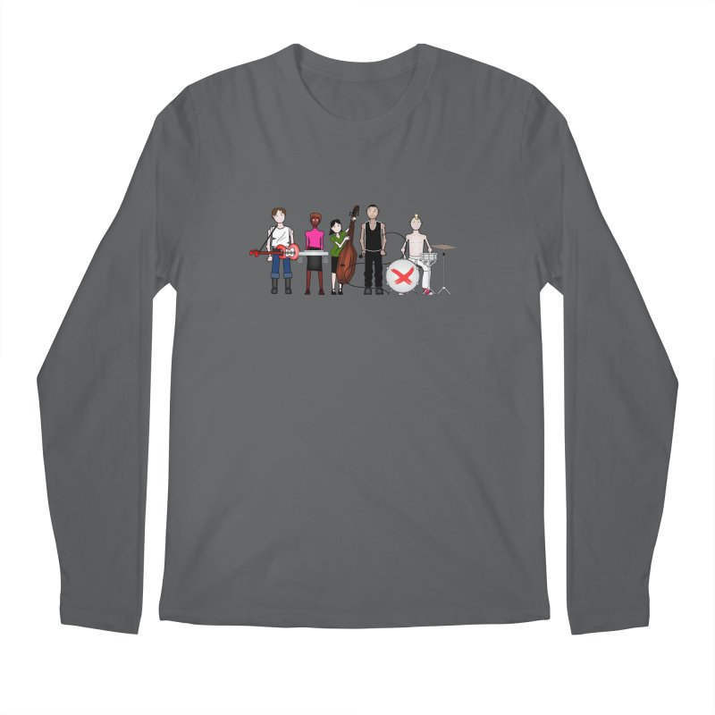 the Boomboxr Kids Men's Longsleeve T-Shirt by boomboxr's Artist Shop