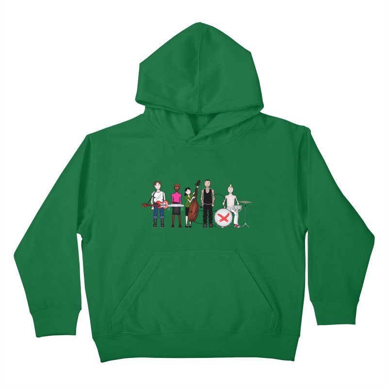 the Boomboxr Kids Kids Pullover Hoody by boomboxr's Artist Shop