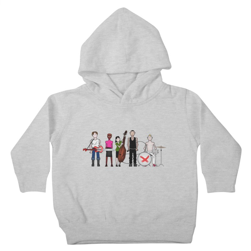 the Boomboxr Kids Kids Toddler Pullover Hoody by boomboxr's Artist Shop