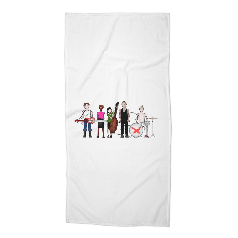 Boomboxr Kids Accessories Beach Towel by boomboxr's Artist Shop