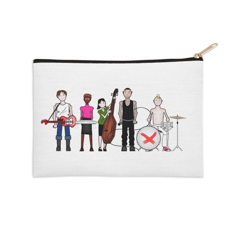 Boomboxr Kids Accessories Zip Pouch by boomboxr's Artist Shop