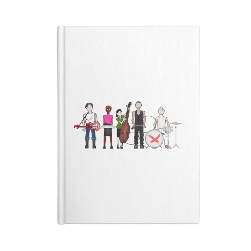 Boomboxr Kids Accessories Notebook by boomboxr's Artist Shop