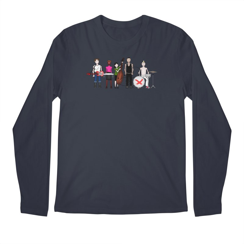Boomboxr Kids Men's Longsleeve T-Shirt by boomboxr's Artist Shop