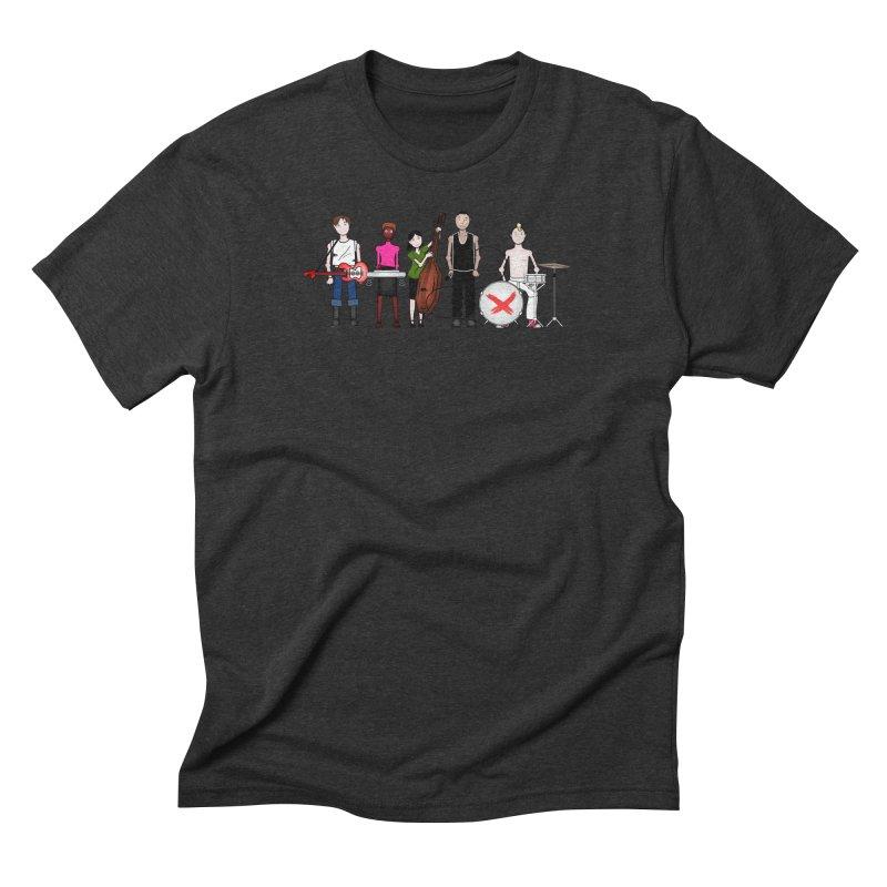 Boomboxr Kids Men's Triblend T-Shirt by boomboxr's Artist Shop