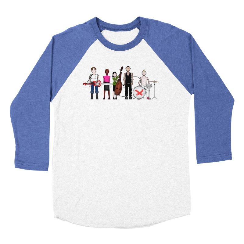 Boomboxr Kids Men's Baseball Triblend T-Shirt by boomboxr's Artist Shop