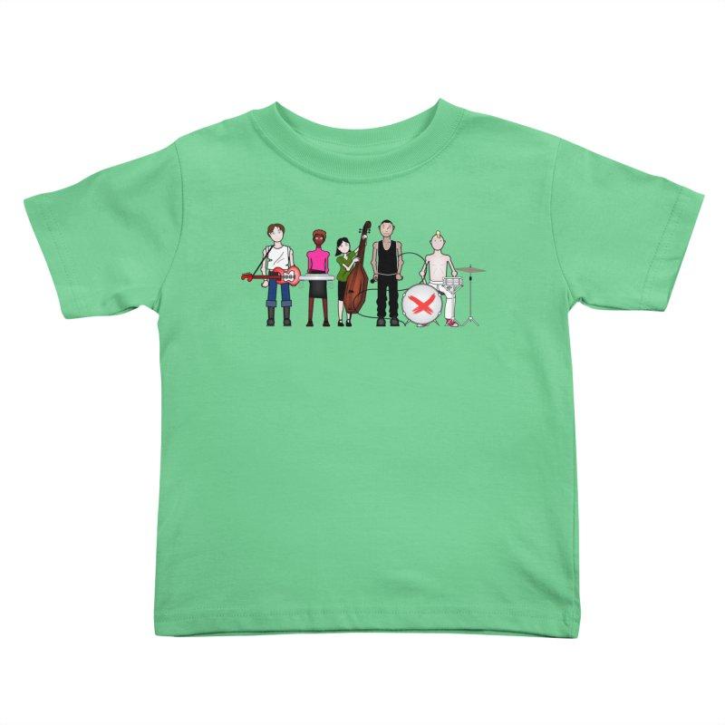 Boomboxr Kids Kids Toddler T-Shirt by boomboxr's Artist Shop