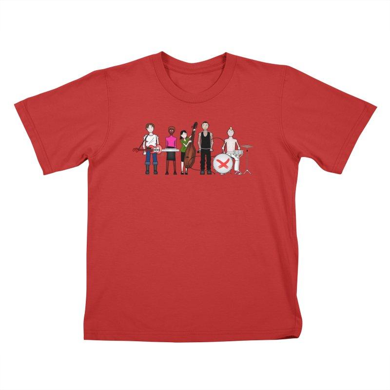 Boomboxr Kids Kids T-Shirt by boomboxr's Artist Shop