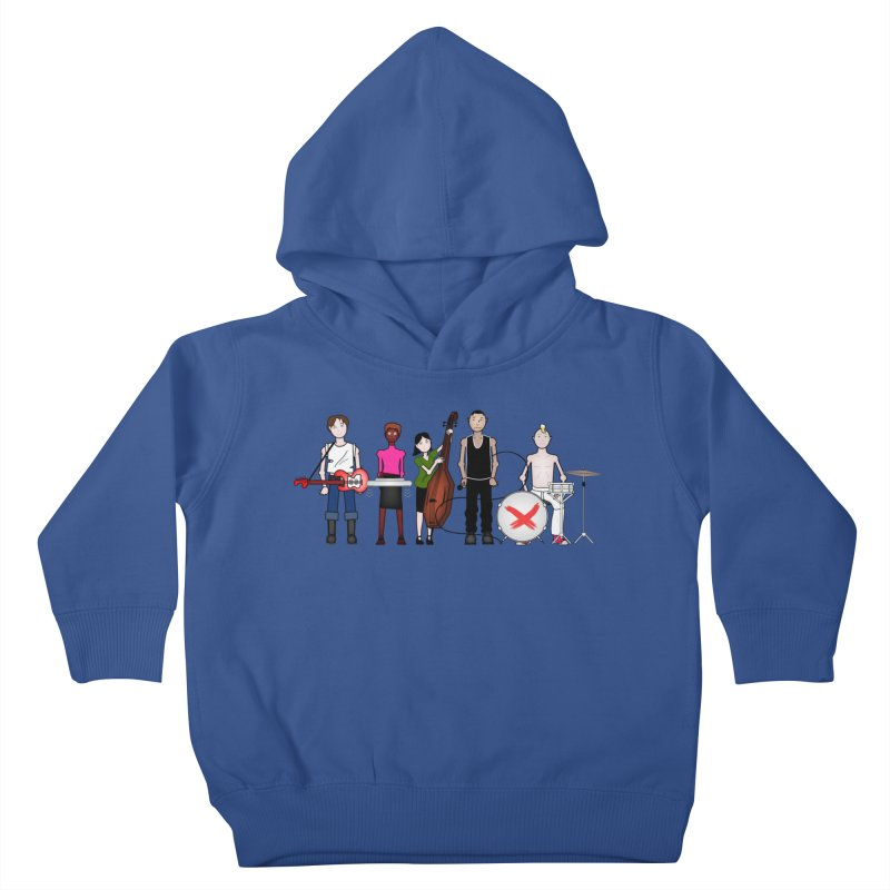 Boomboxr Kids Kids Toddler Pullover Hoody by boomboxr's Artist Shop