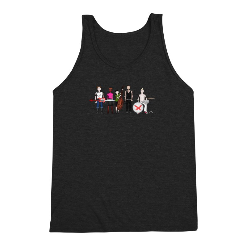 Boomboxr Kids Men's Triblend Tank by boomboxr's Artist Shop