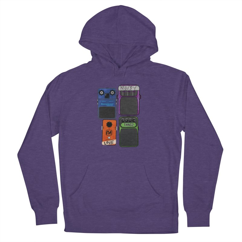 Noisy Love Women's Pullover Hoody by boomboxr's Artist Shop