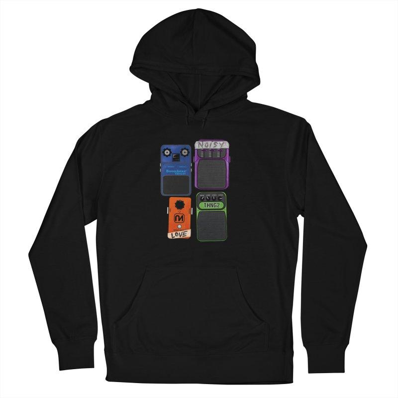 Noisy Love Men's Pullover Hoody by boomboxr's Artist Shop