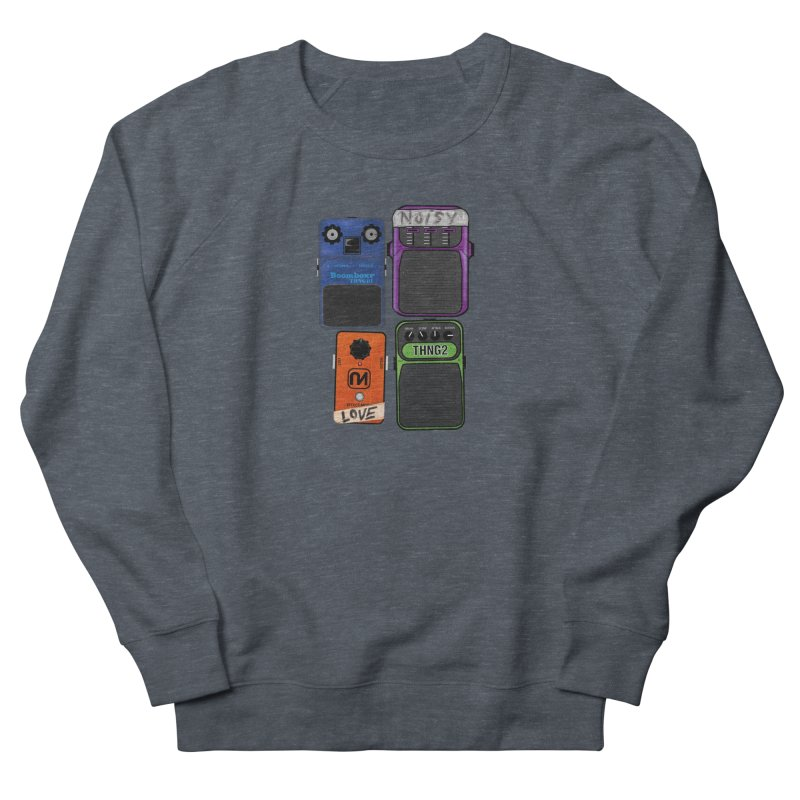 Noisy Love Women's Sweatshirt by boomboxr's Artist Shop
