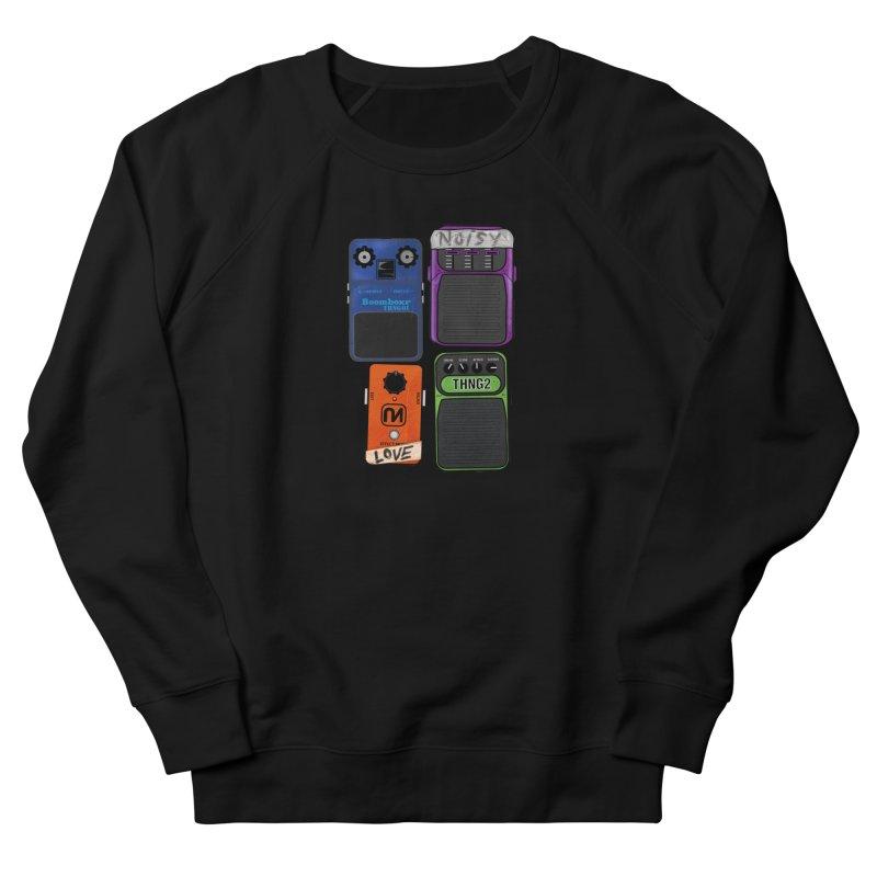 Noisy Love Men's Sweatshirt by boomboxr's Artist Shop