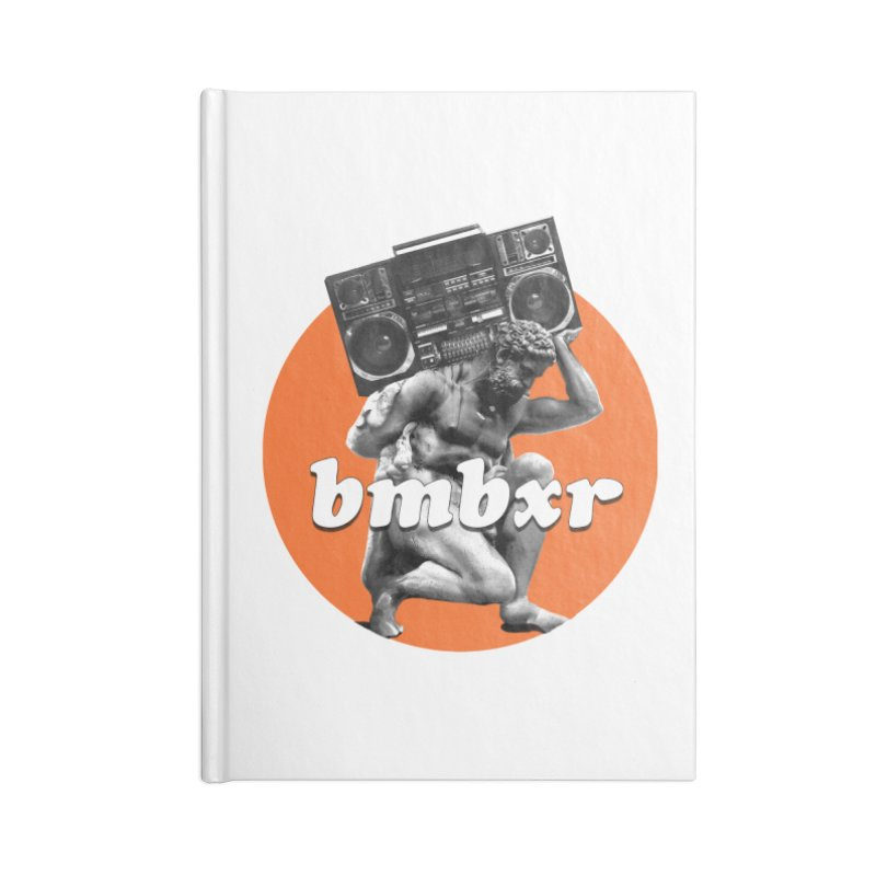 The Classics Accessories Notebook by boomboxr's Artist Shop