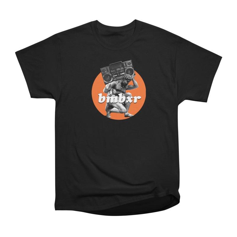 The Classics Women's Heavyweight Unisex T-Shirt by boomboxr's Artist Shop