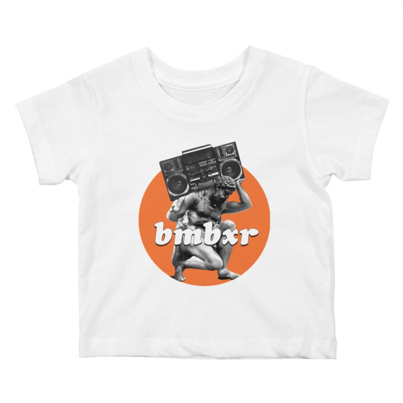 The Classics Kids Baby T-Shirt by boomboxr's Artist Shop