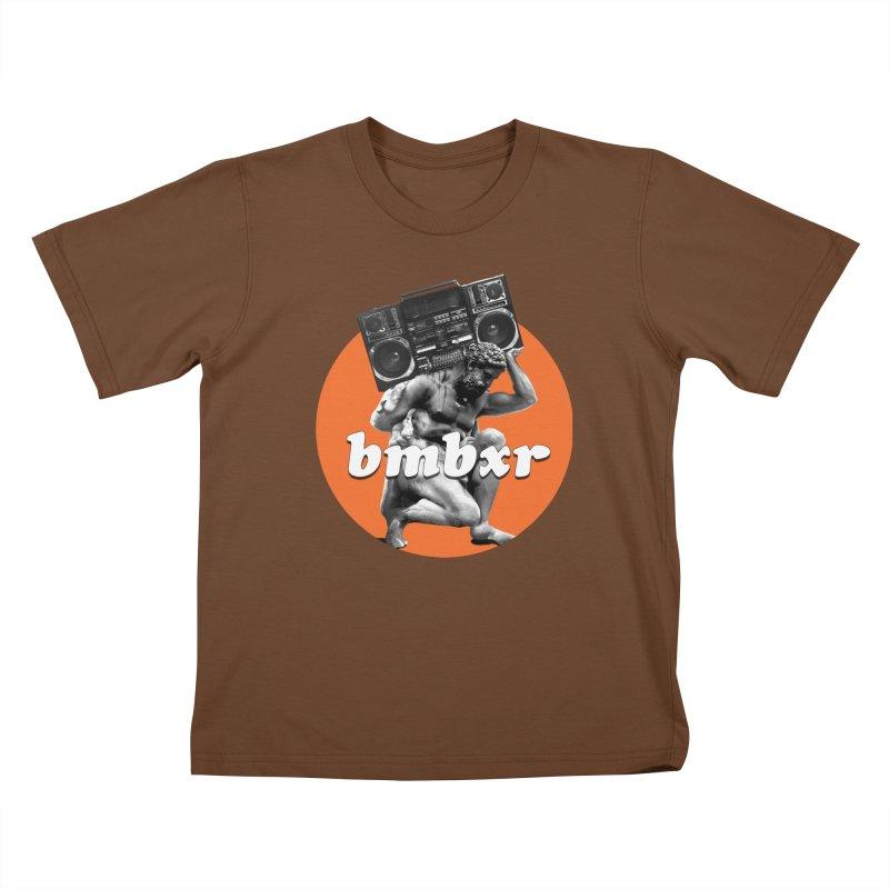 The Classics Kids T-Shirt by boomboxr's Artist Shop