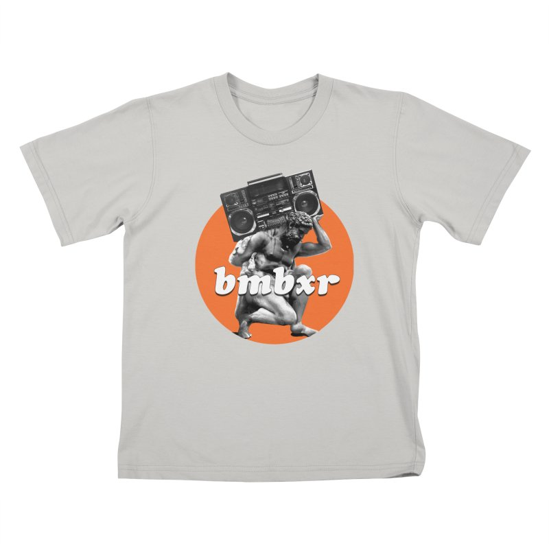 The Classics Kids T-Shirt by boomboxr's Artist Shop