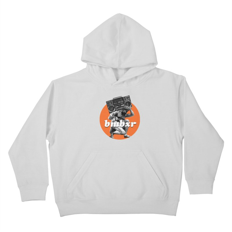 The Classics Kids Pullover Hoody by boomboxr's Artist Shop
