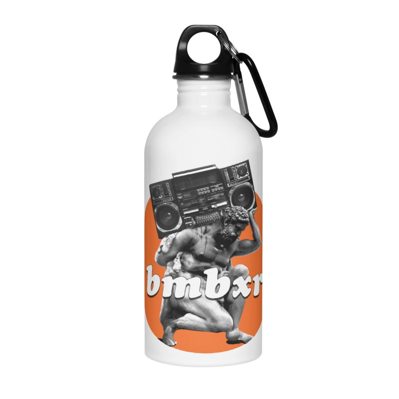 The Classics Accessories Water Bottle by boomboxr's Artist Shop