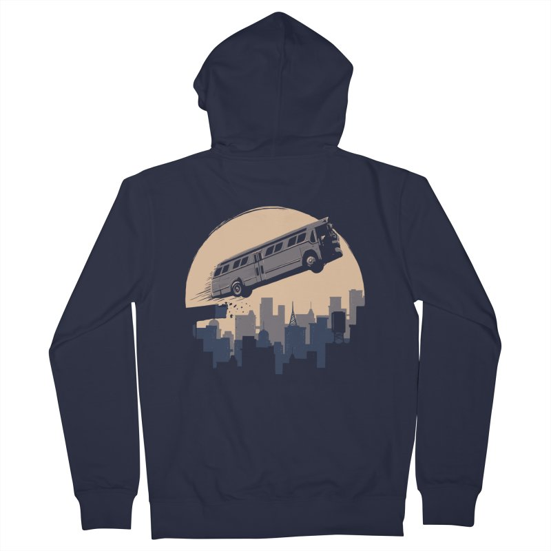 Speed Men's Zip-Up Hoody by booster's Artist Shop