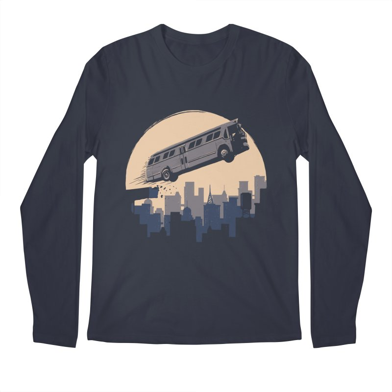 Speed Men's Longsleeve T-Shirt by booster's Artist Shop