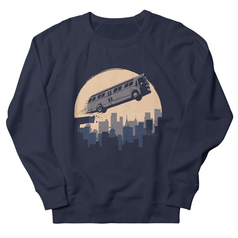 Speed Men's French Terry Sweatshirt by booster's Artist Shop