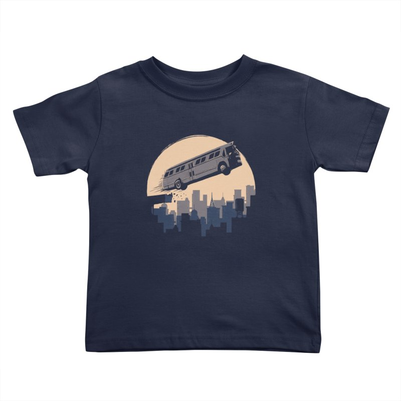 Speed Kids Toddler T-Shirt by booster's Artist Shop