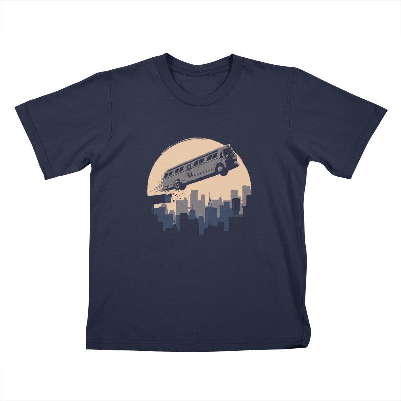 Speed Kids T-Shirt by booster's Artist Shop