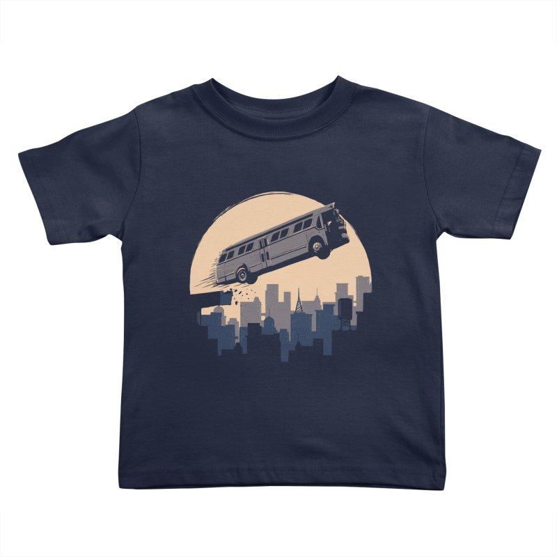 Speed Kids Toddler T-Shirt by booster's Artist Shop