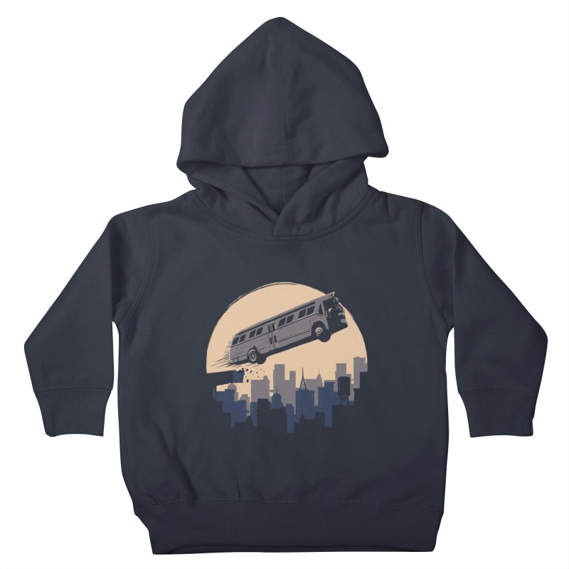 Speed Kids Toddler Pullover Hoody by booster's Artist Shop