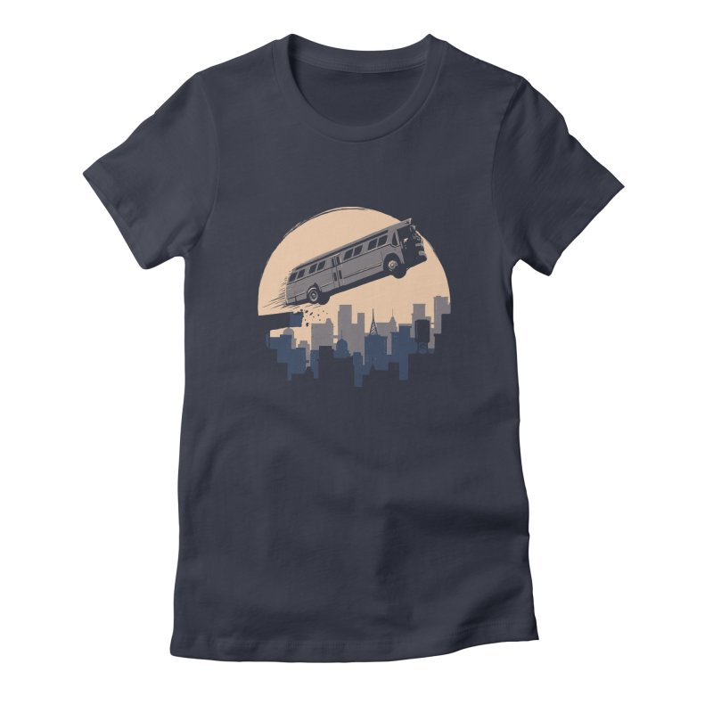 Speed Women's T-Shirt by booster's Artist Shop
