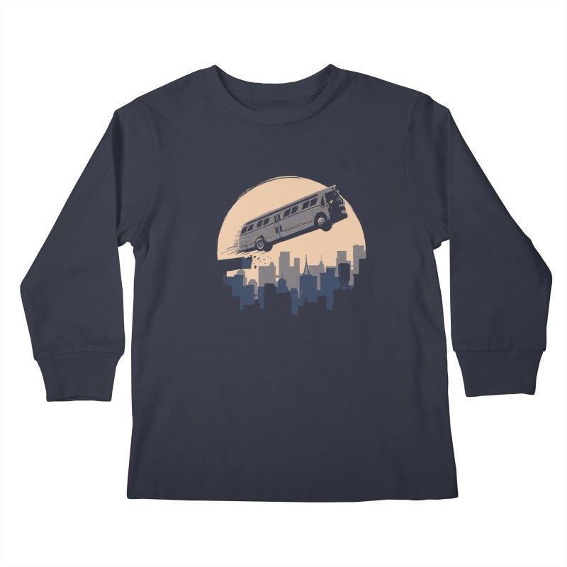 Speed Kids Longsleeve T-Shirt by booster's Artist Shop