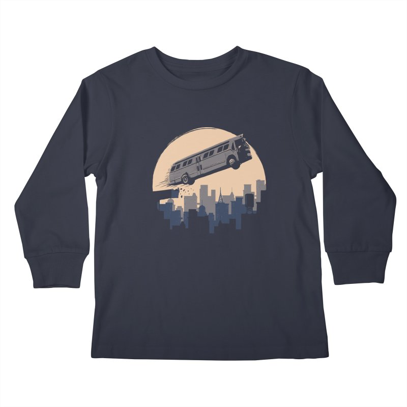Speed Kids Longsleeve T-Shirt by booster's Artist Shop