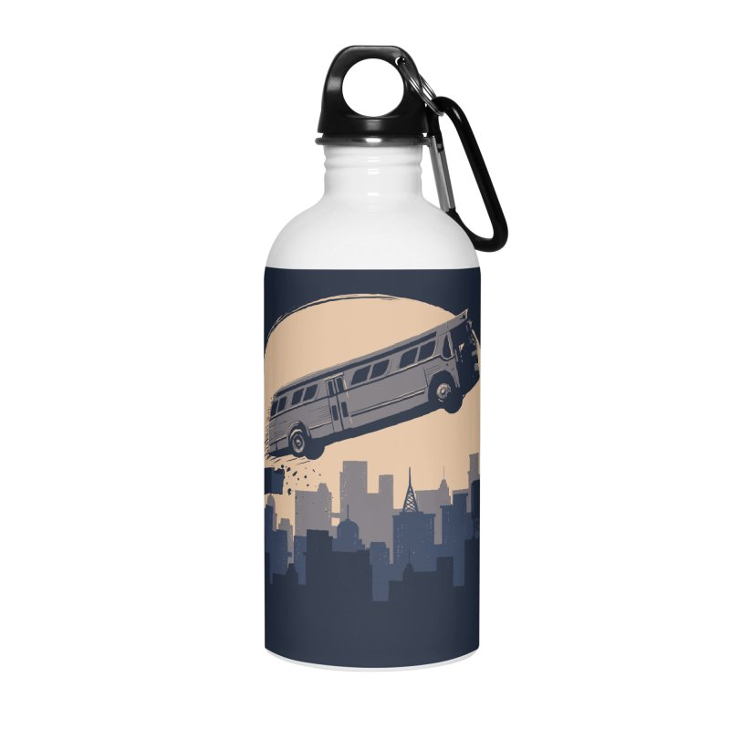 Speed Accessories Water Bottle by booster's Artist Shop
