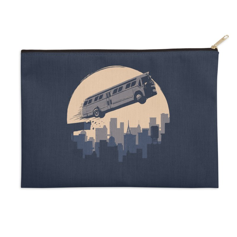 Speed Accessories Zip Pouch by booster's Artist Shop